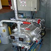 compressor sabroe amônia