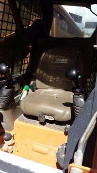 Minicarregadeira Case S 430 - 2011