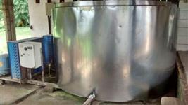 Tanque Resfriador de leite, marca tropical, 4000l