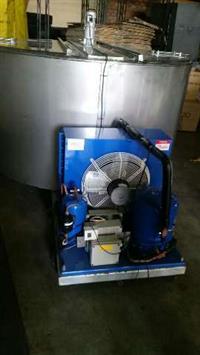 Resfriador Marca Ligia - Capacidade 3.000Litros