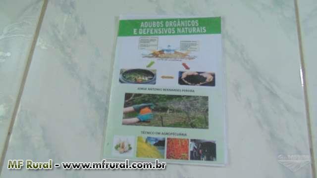 CD ADUBOS ORGÂNICOS E DEFENSIVOS NATURAIS