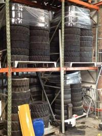 pneus para empilhadeiras