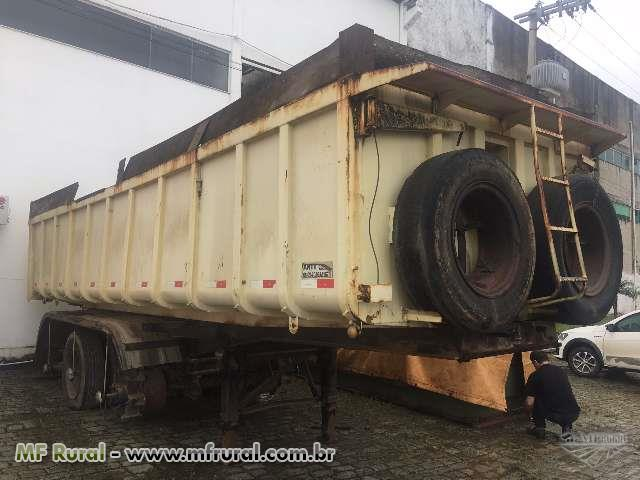 Carreta SEMI REBOQUE Randon