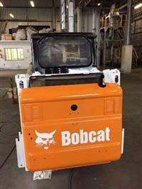 Minicarregadeira Bobcat S100 ano 2012 Diesel