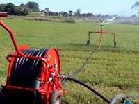Carretel de Irrigação IRRIGAT 50/120 e Bomba Multi-Estágio SCHNEIDER 7,5 cv