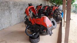 Cabeçote Florestal Komatsu 370 E 2013 9.000 horas operando Harvester