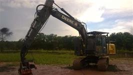 Harvester John Deere LC 160 ano 2012 cabeçote waratah 270 E 2012 opção de garra traçadora ano 2015