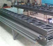 coberturas metalicas/ tesoura e treliças