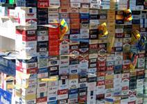 Cigarros importados grande lote