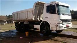 alugo/arrendo caminhao truck caçamba basculante