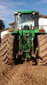 Trator John Deere 7815 4x4 ano 06