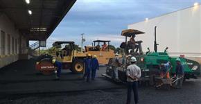 Fazemos, Tanques de peixe, barragens,  terraplenagem, escavação, pavimentação  e outros