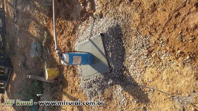 Poço sem artesiano