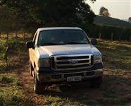 F250 4x4 2007 cabine simples