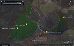 GRANDE OPORTUNIDADE; Vendo propriedade com mais ou menos 100 ha, Localizada a 4 km do distrito de Fo