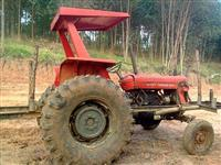 Trator Massey Ferguson 85 X 4x2 ano 85