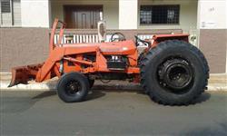 Trator Massey Ferguson 296 4x2 ano 88