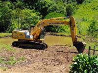 Escavadeira hidráulica -  New Holand