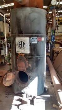 Caldeira vertical 400 KGV/H