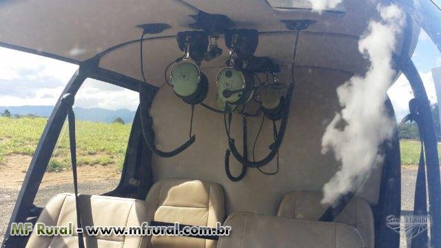 Helicotero Robinson 44 Raven II