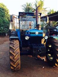 Trator Ford/New Holland 7630 4x4 ano 97