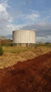 Tanque de 3milhoes de litros