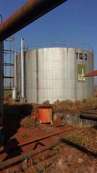 Tanque de 2milhoes e 100 litros