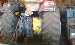 Trator Valtra/Valmet BM110 4x4 ano 12