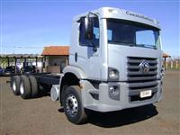 Caminh�o Volkswagen (VW) 31320 6x4 ano 11