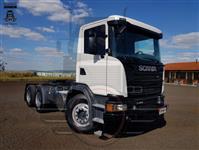 Caminhão Scania G 480 ano 14