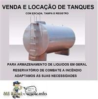 TANQUE DE ARMAZENAMENTO DE LIQUIDOS