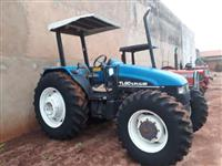 Trator New Holland TL 90 4x4 ano 99