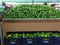 Limão Tahiti Beneficiado - Entrega em Todo o Brasil