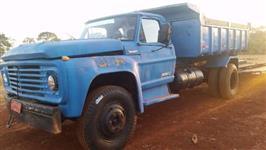 Caminhão Ford F 11000 ano 80
