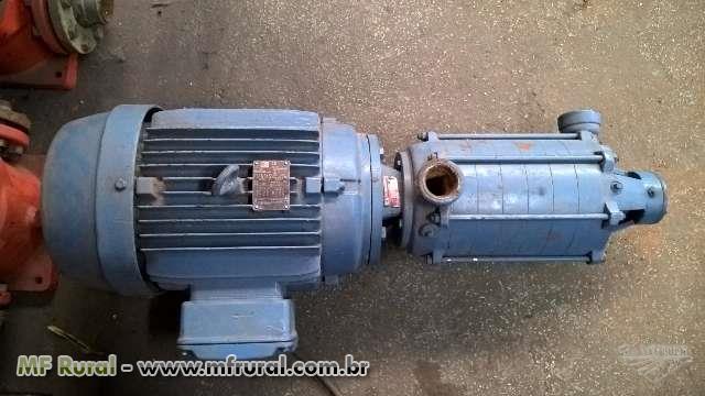 Motobomba THEBE PX 15-7 N AL - 25 CV - 3500 RPM