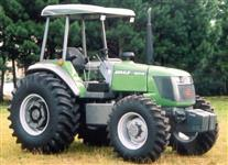 Trator Agrale BX 6110 4x4 ano 16