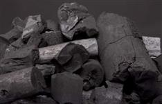 pacotes de carvão