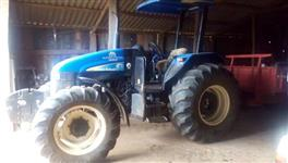 Trator Ford/New Holland TS6020 4x4 ano 08