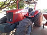 Trator Massey Ferguson MF-7180 4x4 ano 12