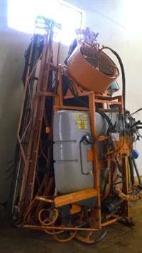 Pulverizador Falcon Vórtex 600 lts