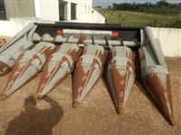Plataforma de milho 5 linhas de 0,70 a 0,80 cm