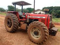 Trator Massey Ferguson 292 Advanced 4x4 ano 05