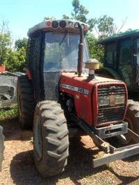 Trator Massey Ferguson 283 Advanced 4x4 ano 05