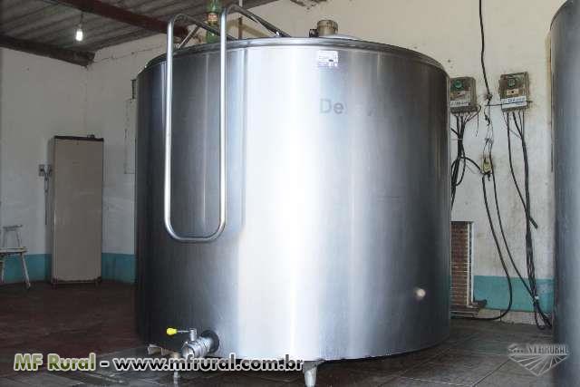 Tanque Resfriador de Leite DeLaval 1950 L