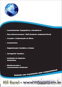 Georreferenciamento e Topográfia