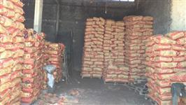 Vendo carvão vegetal de eucalipto