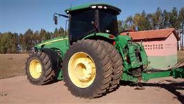 Trator John Deere 8270R 4x4 ano 10
