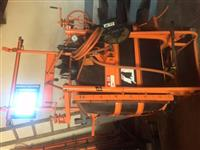 Pulverizador jacto 600 Litros - m12