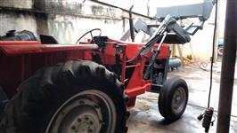 Trator Massey Ferguson 65 X 4x2 ano 89