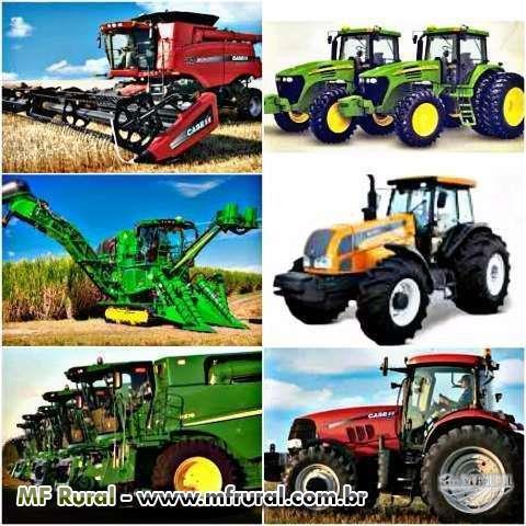 Kit manuais técnicos agrícolas gerais, manuais técnicos, reparação, operador, peças e treinamentos